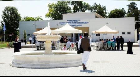Yeni Mesaj: Atina'da ilk cami kapılarını açtı